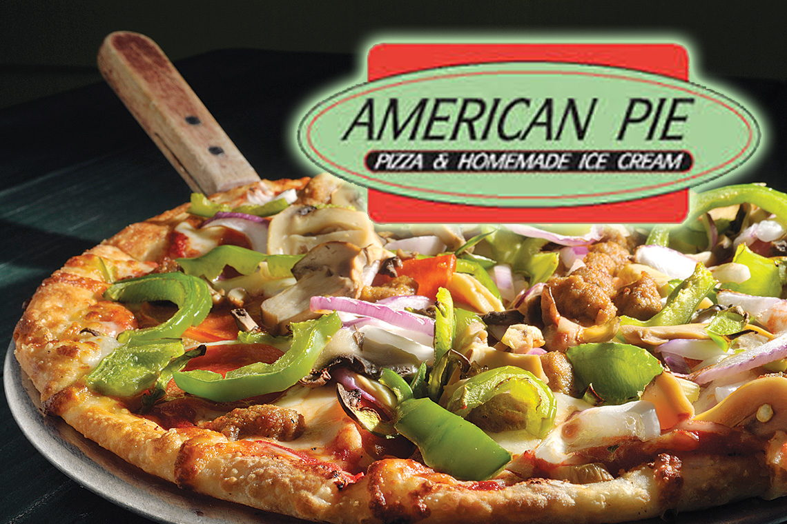 $2 Off ANY LARGE PIE! Pick Up Only