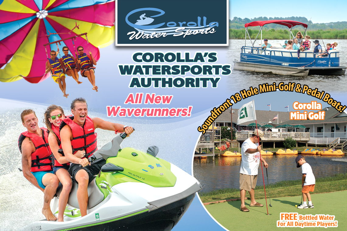 $7 OFF WAVERUNNER Tuesday - Friday (Any Time Slot)