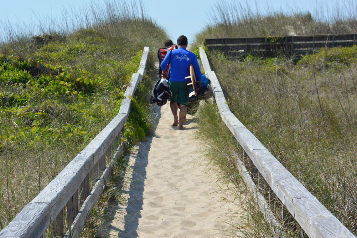 Ocracoke Beach Information